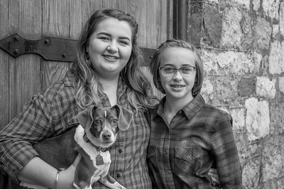 The Marden Girls in Black and White-08
