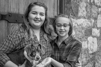 The Marden Girls in Black and White-06