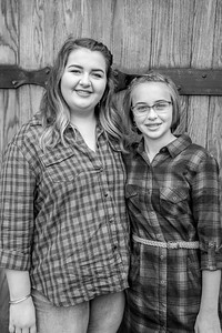 The Marden Girls in Black and White-02