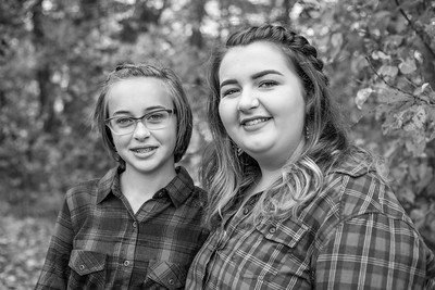 The Marden Girls in Black and White-18