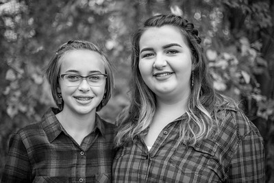The Marden Girls in Black and White-14