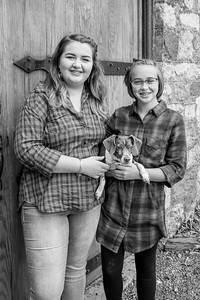 The Marden Girls in Black and White-05