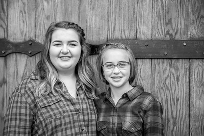 The Marden Girls in Black and White-04