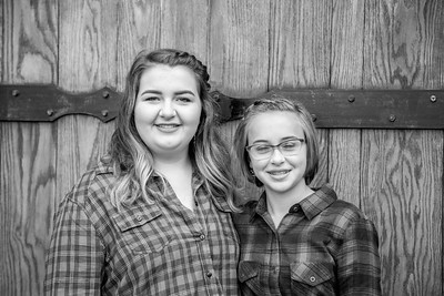 The Marden Girls in Black and White-03