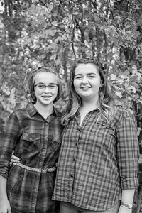 The Marden Girls in Black and White-12