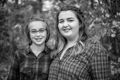 The Marden Girls in Black and White-15