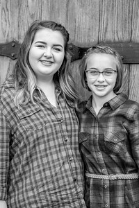 The Marden Girls in Black and White-01