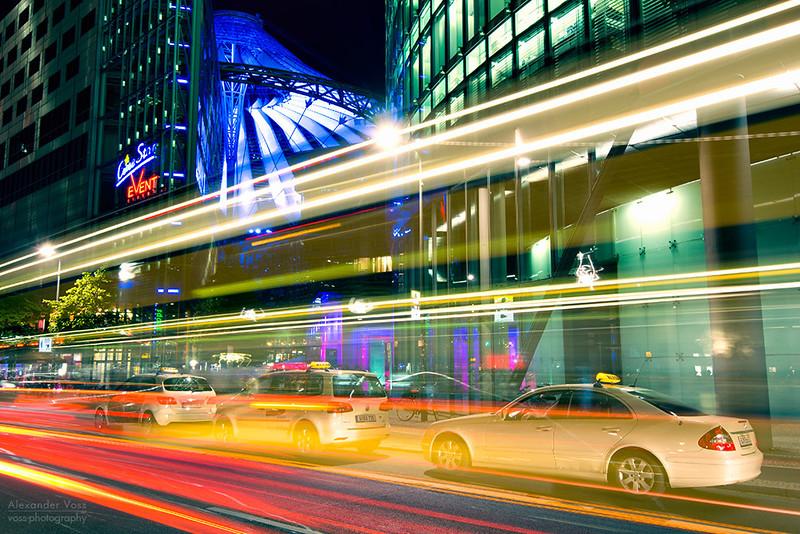 Berlin-Potsdamer Platz, Sony-Center