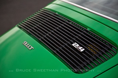 The Porsche 911