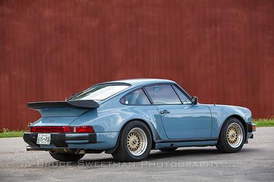 1979 Porsche 911  Turbo Feature