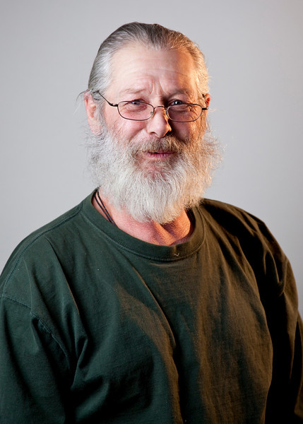 James McMurry portrait taken for the Help Portrait project.