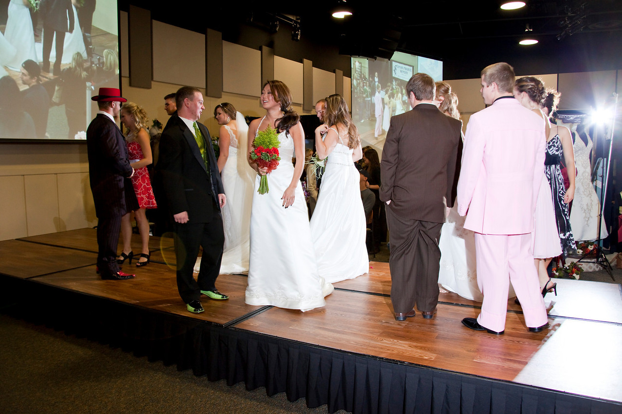 Photos from the SEL Big Event Bridal Fair a the SEL Event Center.  The bridal fashion show was the featured event of the fair.