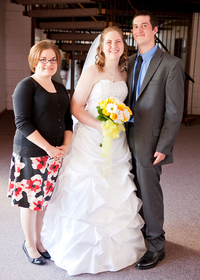 Brice Sumner and Sara Riggins were married on Sunday September 26th, 2010.
