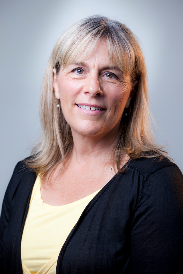 A series of head shot proofs for Brenda Saltzer of CareNet of the Palouse.