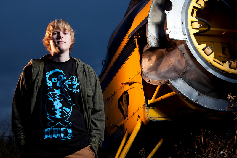 Here are proofs from a senior photo session with Devin Sanders.