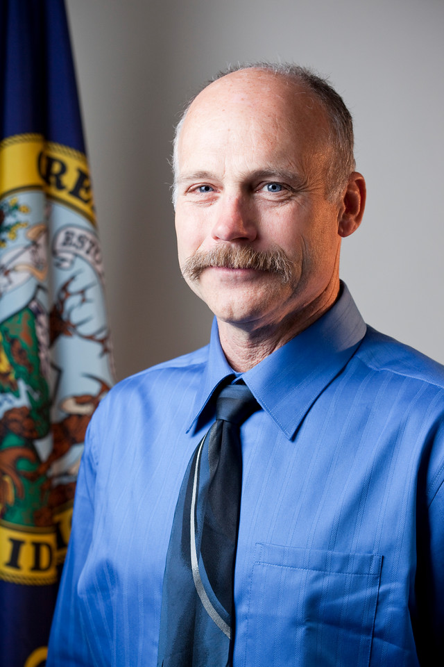 is a republican candidate for state senate in the 6th District, Latah County, Idaho. He stands for fiscal responsiblity, limited government, and state's rights.