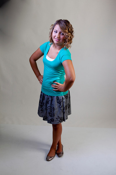 These are Lizzie Colvin's senior photo proofs. She was looking for a bit more of a fashion forward look in her photos.