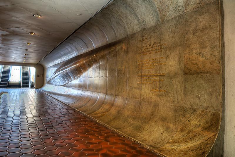 Metro Wall