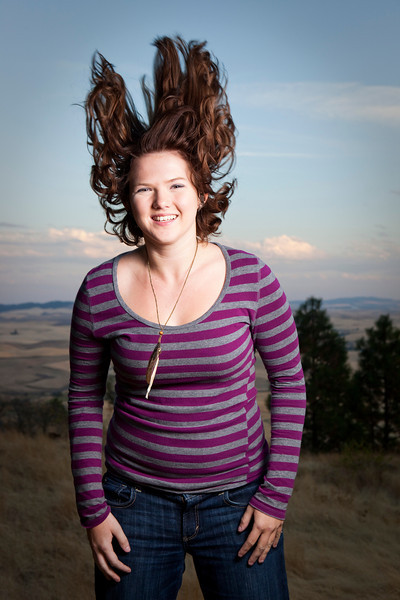 These are the proofs from Missy Johnson's senior photo shoot.