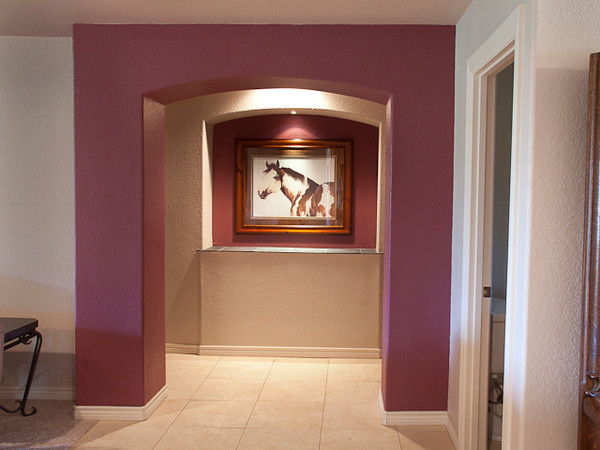 Hallway Arches