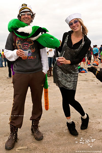 Images from Sullivan's Island 2013 Polar Bear Plunge