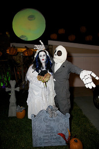 Corpse Bride & Jack