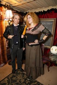 Sweeney Todd Nicholas and Mrs. Lovett Elisabeth