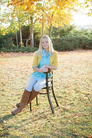 Ally Senior Pics