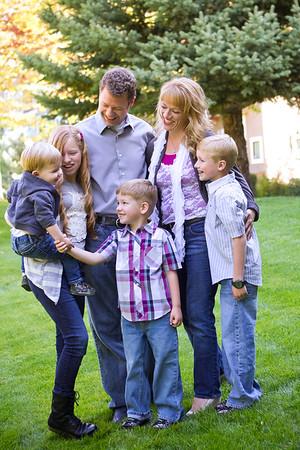 Bart Olsen Family
