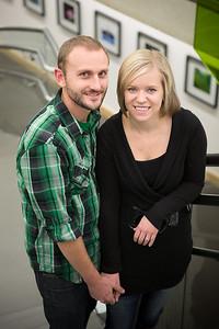 Megan and Tony