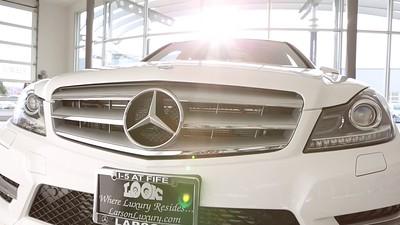 Mercedes-Benz C250 Promo