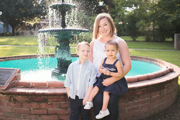 Meghan Culberson Family