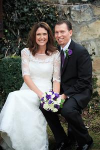Linda and Chad Wedding Day