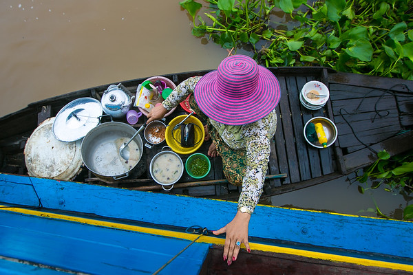This was such a unique opportunity to visit the villages that float along the Tonle Sap Lake and its passageways again. We stayed in a traditional floating village homestay. Life here is simple but the people are incredibly hospitable and will share everything they can with you www.rusticpathways.com Credit: Rustic Pathways Copyright: © 2015 Rustic Pathways Usage with express permission only.