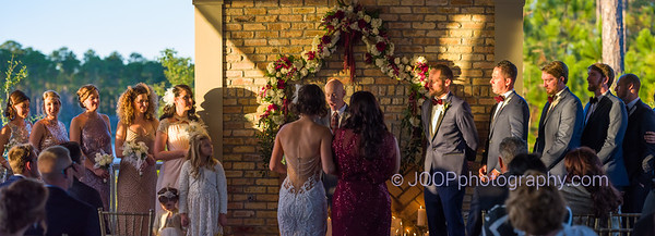 Cole Baas - Lauren Manuel Wedding
