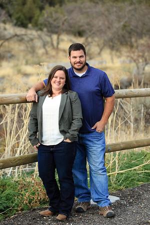 Brad and Alisha Neil