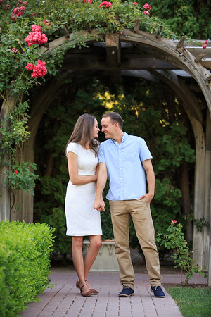 Carlynn and Cameron Engagement