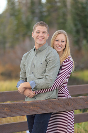 Courtney and Jordan Engagements
