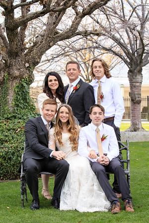 Holman Family