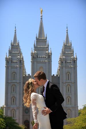 McKayla and Taylor Wedding Day