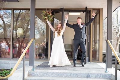 Sage and Landon Wedding