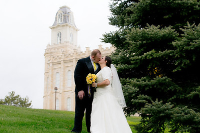Scott and Laurel Wedding