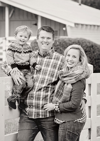 2016 November Holt Family at Oak View Park-2777 BW CROP