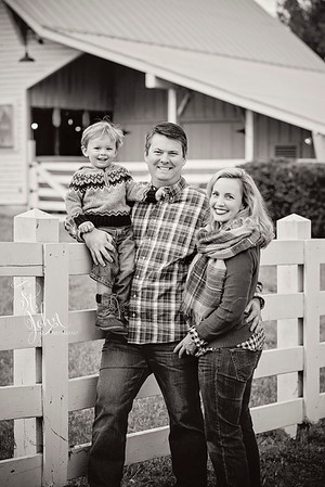 2016 November Holt Family at Oak View Park-2780 BW