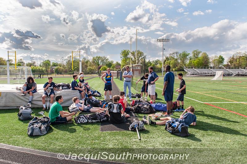 4/26/2016 - Magruder v Gaithersburg JV Lacrosse