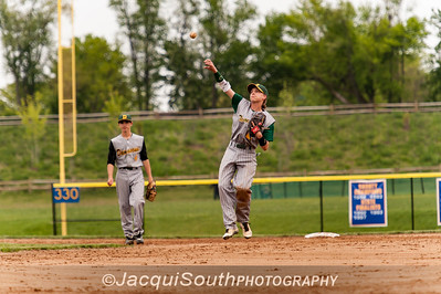 In the 5/9/2016 Damascus v Gaithersburg Baseball game Damascus 2nd baseman Mitchell Kline.