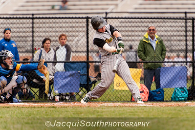 In the 5/9/2016 Damascus v Gaithersburg Baseball game