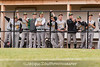 In the 5/9/2016 Damascus v Gaithersburg Baseball game the Damascus dugout cheers with bases loaded in the top of the 7th inning.