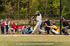 In the 5/9/2016 Damascus v Gaithersburg Baseball game Damascus batter George Lowe gets on base due to an error by Gaithersburg 3rd baseman Grant Mixell.