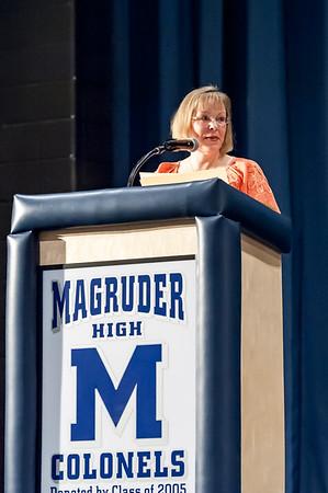 5/12/2016 Magruder Academic Awards